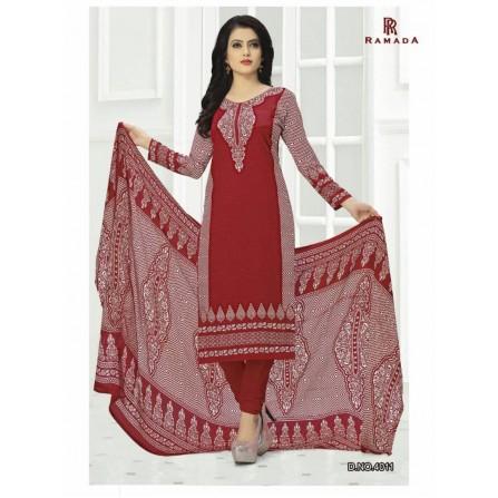 لباس هندی چاپی